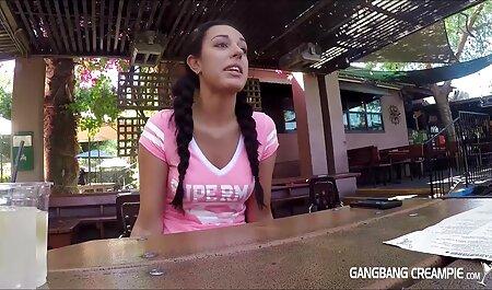 ¡La caliente Carmen Valentina es lamida videos de sexo de orgias por Allura Skye de 42 años!